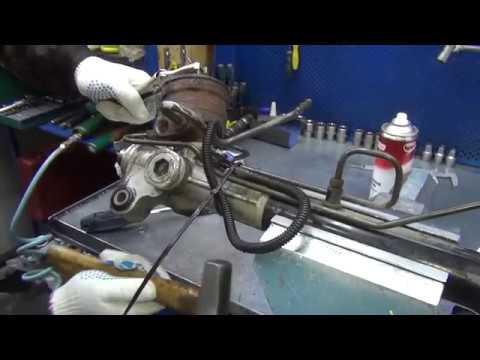 Ремонт рулевой рейки на Opel. Ремонт рулевой рейки на Opel в СПб