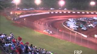 getlinkyoutube.com-138 MPH qualifying lap at Rome Speedway,Rome Ga 6/15/14