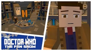 getlinkyoutube.com-Doctor Who Minecraft - Doctor Who: The Fan Show