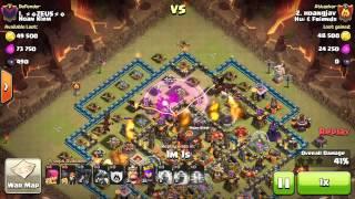 getlinkyoutube.com-Dragon 5 + haste spell attack max th10 war