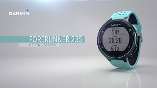 getlinkyoutube.com-Forerunner 235: Getting Started with Your Wrist-based HR Running Watch