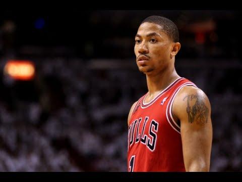 "Derrick Rose ""Pure Athleticism"" - NBA 2011/2012 - Top Layups"