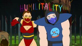 MORTAL KOMBAT HUMILITALITY