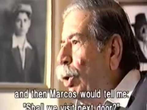Μάρκος Βαμβακάρης - Ντοκιμαντέρ μέρος 1.