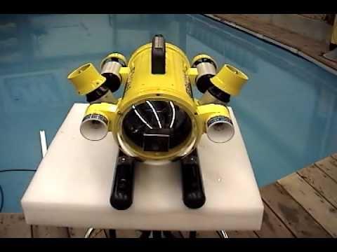 JW Fishers SeaLion-2 ROV