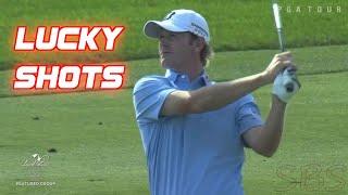 Luckiest Shots in Golf History (1 in a Million)