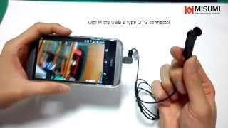 getlinkyoutube.com-Spy camera connect to mobile phone