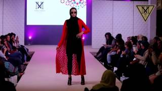 getlinkyoutube.com-Norish Kareem London Fashion Runway
