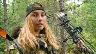getlinkyoutube.com-HEART POUNDING Bear Hunting Action in Ontario!