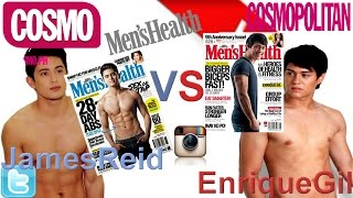 getlinkyoutube.com-Enrique Gil VS James Reid ¿Who is the Most Sexy & Handsome? (Idol Philippines)