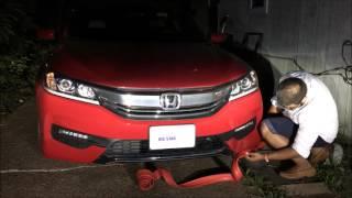 getlinkyoutube.com-EZ Lip Color Install 2016 Honda Accord Sport