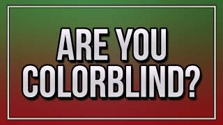 getlinkyoutube.com-Are You Colorblind?