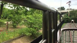 getlinkyoutube.com-梅小路蒸気機関車間 SLスチーム号車窓