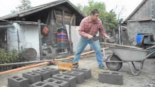 getlinkyoutube.com-BOLTARU concrete blocks a simple method