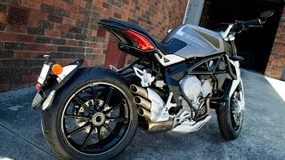 getlinkyoutube.com-MV Agusta Dragster 800 - Walkaround, Ignition and Rev