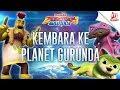 BoBoiBoy Galaxy OST - #12 Kembara Ke Planet Gurunda