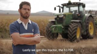 John Deere Field Connect testimonial