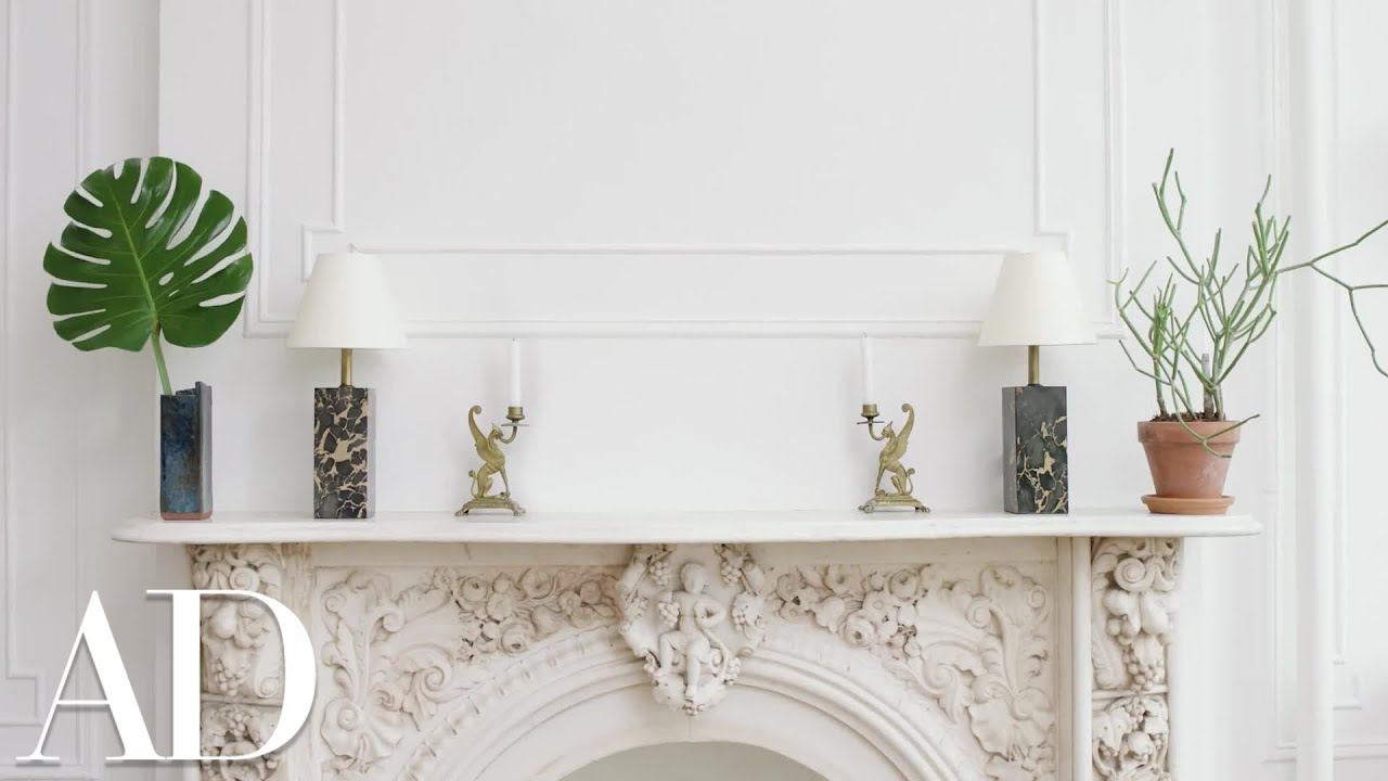 4 Ways to Style the Perfect Fireplace Mantel | Architectural Digest