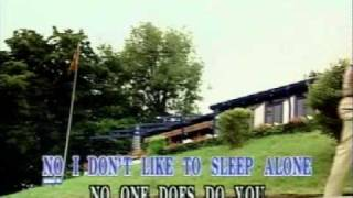 getlinkyoutube.com-I Don't Like To Sleep Alone by Paul Anka (Lyrics)