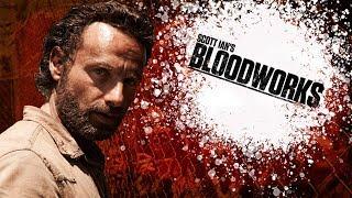 getlinkyoutube.com-Greg Nicotero & WALKING DEAD Zombies - Scott Ian's Bloodworks - Full Episode