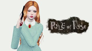 Rule of Rose (Sims 3 Voice-Over Series): Pilot