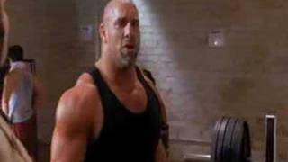 getlinkyoutube.com-Ready To Rumble - Goldberg GYM Scene