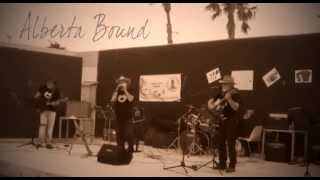 Lucky Star Country Blues Band ~ Alberta Bound
