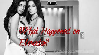 getlinkyoutube.com-What happened on elevator? | CAMREN