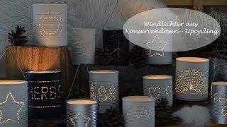 getlinkyoutube.com-DIY - Windlichter aus Konservendosen - ein Upcycling-Projekt!