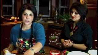 getlinkyoutube.com-Ashpazkhana - Cooking with Nazema Momand - Almond Cake کيک بادام