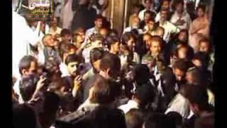 ustad karim bux kaman (yearly azdari of  johar shah)