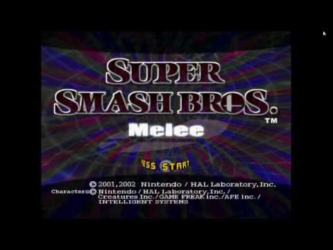 Smash Bros Melee