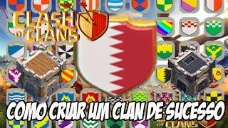 getlinkyoutube.com-Clash Of Clans- Dicas de como Criar um Clan Top !!!