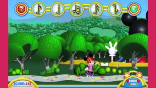 getlinkyoutube.com-Mickey Mouse Clubhouse Full Episodes Games TV - Minnies Skating Symphony