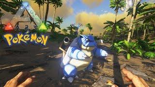 REALISTIC POKEMON!!!! | ARK Survival Evolved Pokemon Mod w/ ThnxCya | Fan Choice Friday