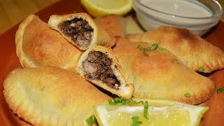 getlinkyoutube.com-طريقة تحضير سمبوسك اللحمة المقرمشة بالفرن وصفات رمضانChef Ahmad AllCooking/Crunchy Sambousek meat