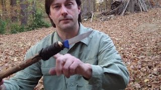getlinkyoutube.com-Tagged, How I Choose a Good Bushcraft or Survival Knife