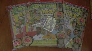 getlinkyoutube.com-UNBOXING STARTER PACK ☆ 2014 Topps England FIFA WORLD CUP Trading Cards ☆ opening