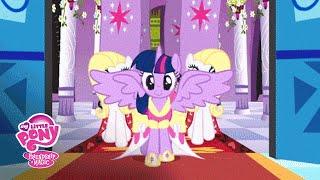 getlinkyoutube.com-My Little Pony Sverige – 'Upptäcker Canterlot' Officiell Short