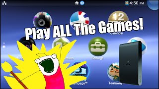 getlinkyoutube.com-How to Play EVERY Vita Game on the PlayStation TV | PSTV Whitelist Tutorial (3.52 or Lower)