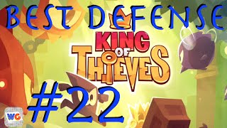 getlinkyoutube.com-King of Thieves [iOS] 22nd Home Dungeon Best Defense featuring Ricochet
