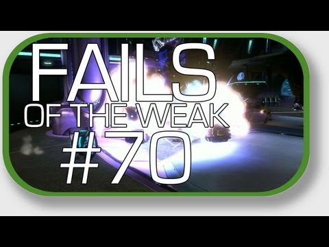 Halo: Reach - Fails of the Weak Volume 70 (Funny Halo Screw-Ups and Bloopers)