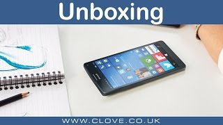 getlinkyoutube.com-Microsoft Lumia 950 Unboxing