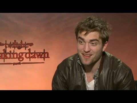 Robert Pattinson - Twilight Breaking Dawn Part 1 -gNTdblwqEEY
