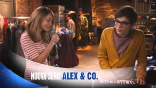 getlinkyoutube.com-Alex & Co. -- Trailer Ufficiale - Disney Channel