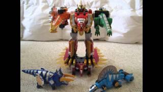 getlinkyoutube.com-Power Rangers Dino Thunder (stop motion)