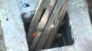 getlinkyoutube.com-rocket stove mass heater UK.