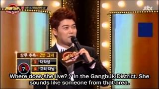 getlinkyoutube.com-[ENG SUB]140920_Hidden Singer - S3 - Ep 8_Taeyeon SNSD - Part 1/3