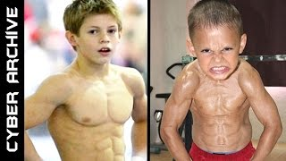 getlinkyoutube.com-15 Strongest Kids In The World