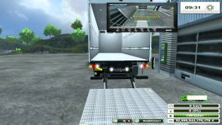 getlinkyoutube.com-Let's Test Scania P420 Kühlaufbau Mod für Landwirtschafts Simulator 2013 #19
